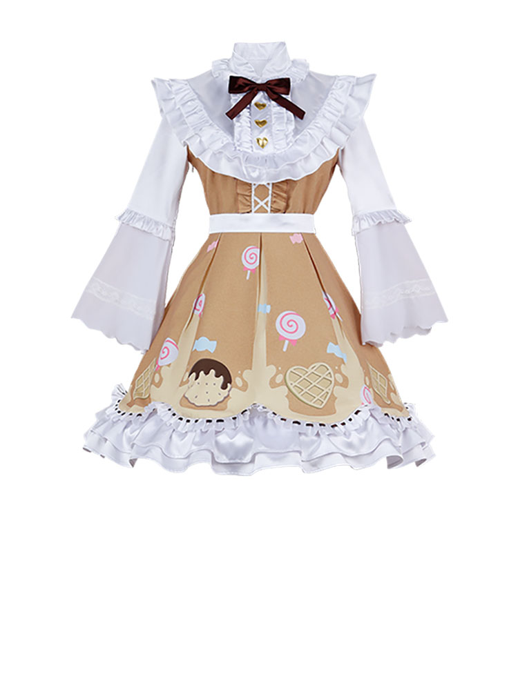 Cosonsen Identity V Cosplay Tracy Reznik Maid Costume Original Skin Uniform Women Lolita Dress Custom Made